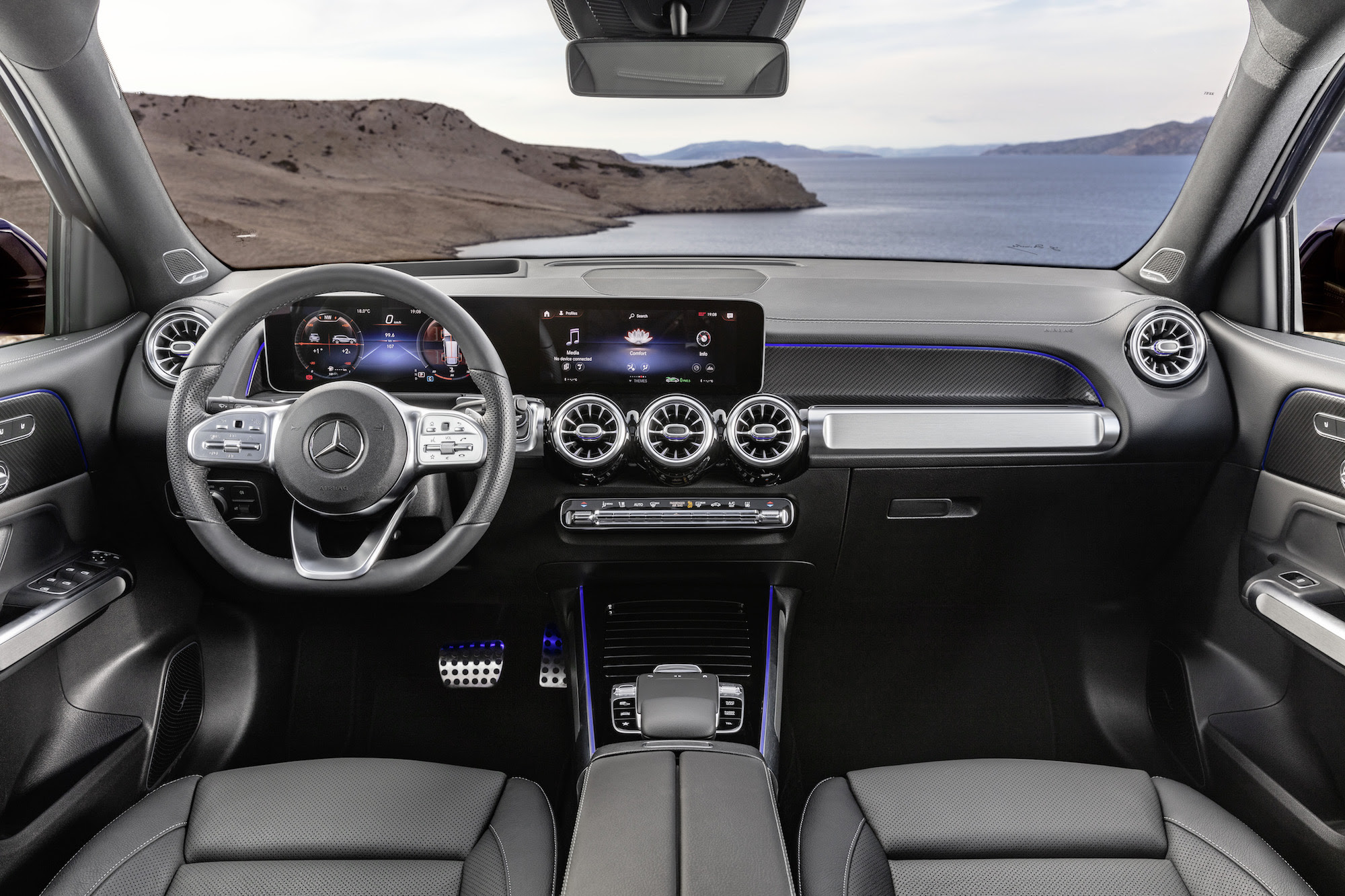 First Look: 2020 Mercedes-Benz GLB 250 4MATIC | CAR