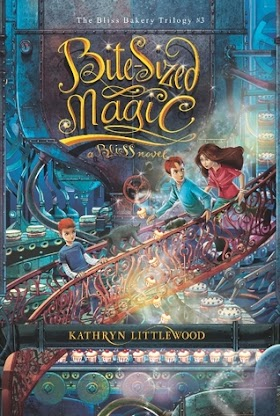 Wishful Wednesday #38, Bit-Sized Magic by Kathryn Littlewood