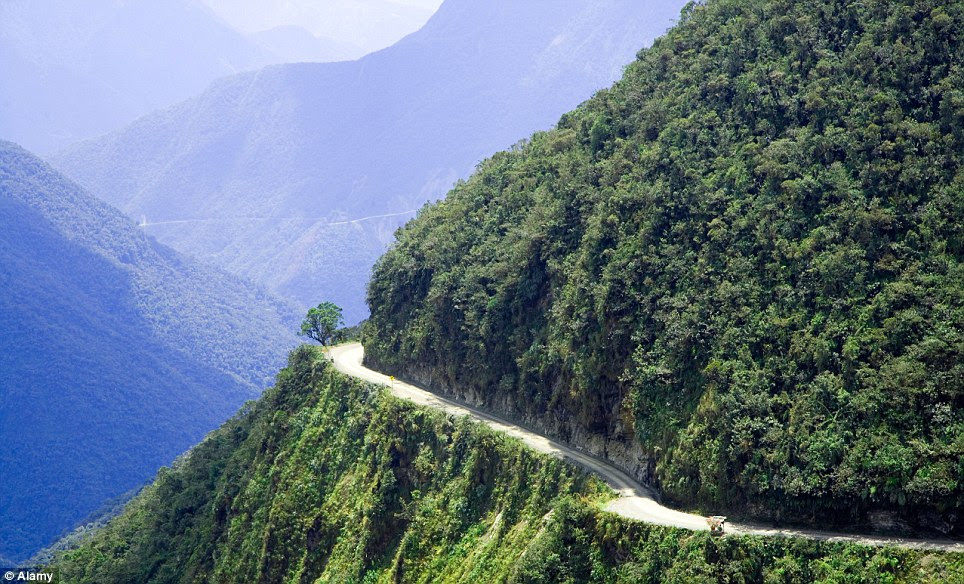 Bolivia, home to the Death Road from La Paz to Coroico (the world's most dangerous road) also boasts the world's least friendly people, according to a new report
