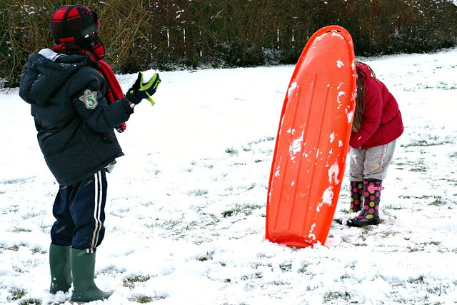 Snowball shield