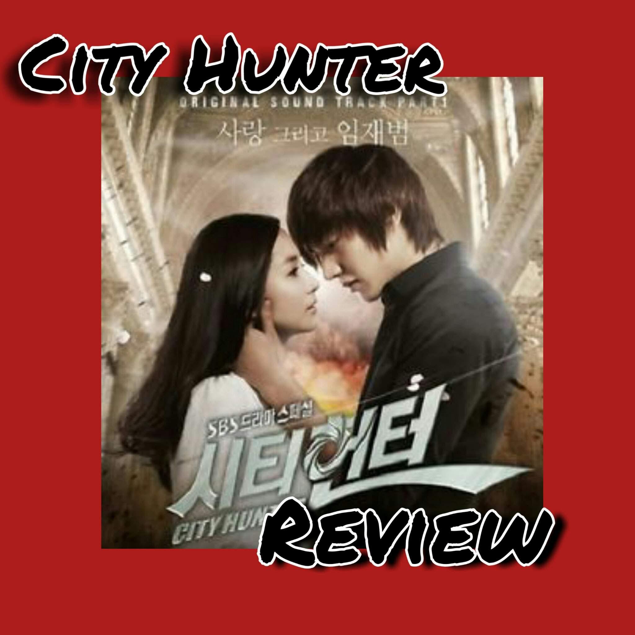City Hunter Review | K-Drama Amino