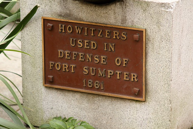 Ft. Sumter Howitzers, Lownsdale Square