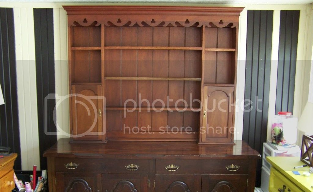 Older And Wisor The Perfect Use For An Old Hutch Craft