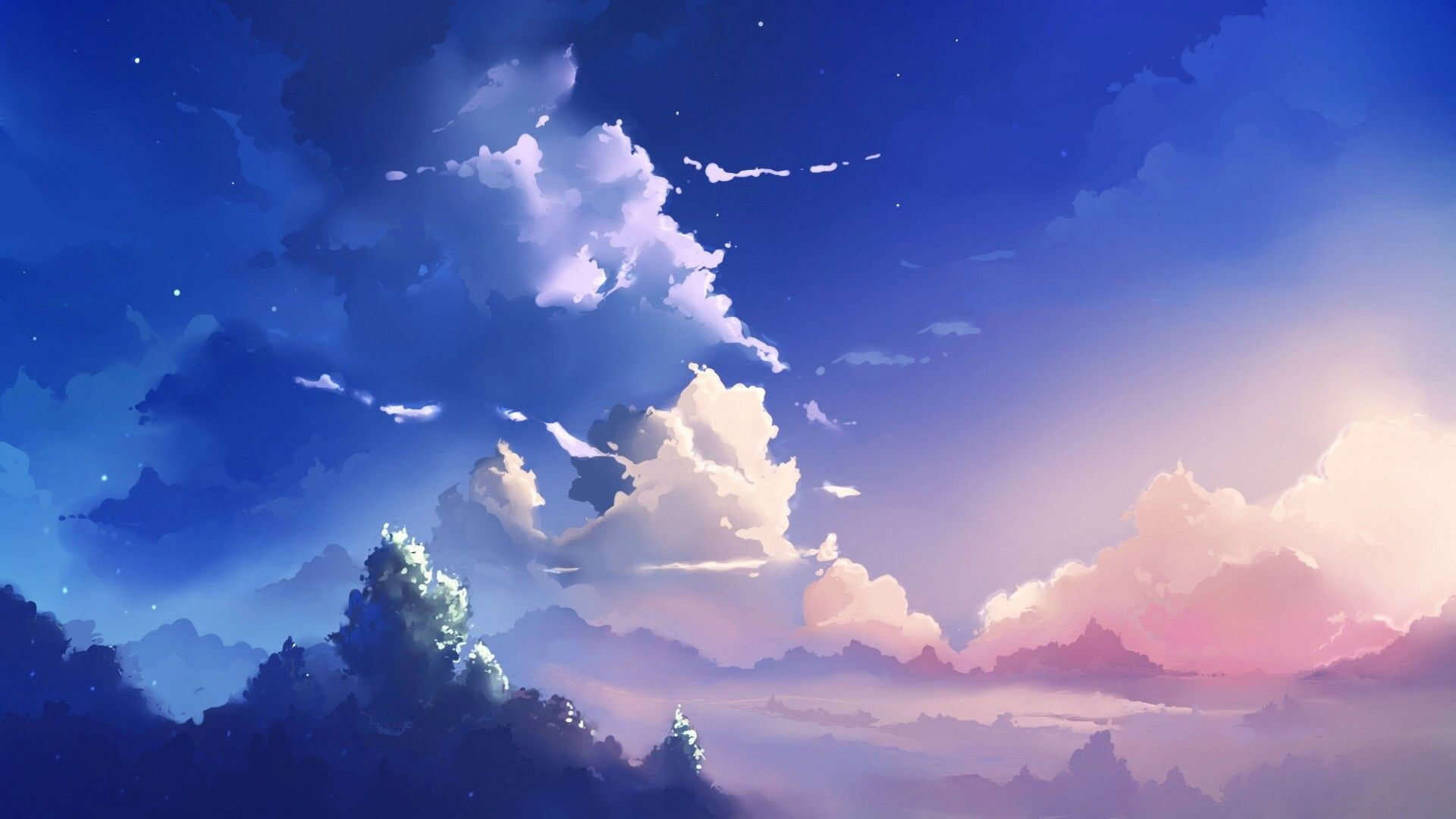 Download 500+ Wallpaper Aesthetic Anime HD