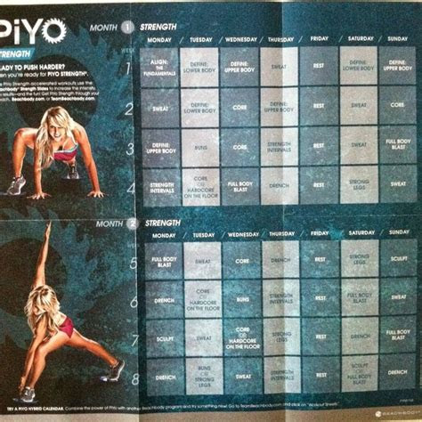 piyo home workout review ab workout  home workouts