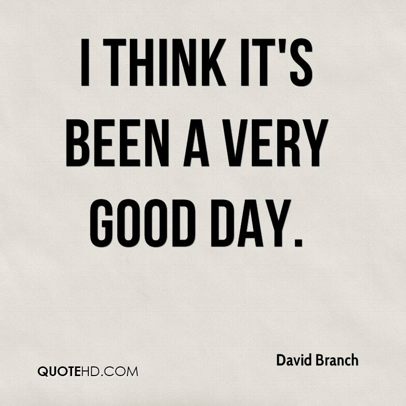 David Branch Quotes Quotehd