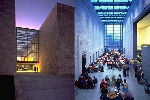 Joslyn Art Museum Atrium