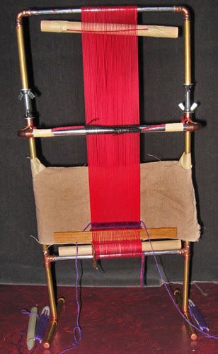 pipe loom small