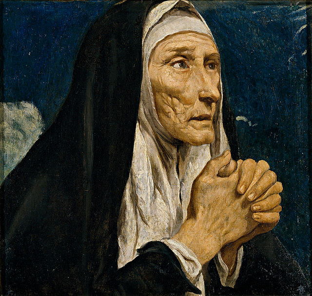 Resultado de imagen para santa monica madre de san agustin