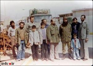 عباس آقازمانی ( ابوشریف ) ، یوسف کلاهدوز و عباس دوزدوزانی در جبهههای غرب کشور