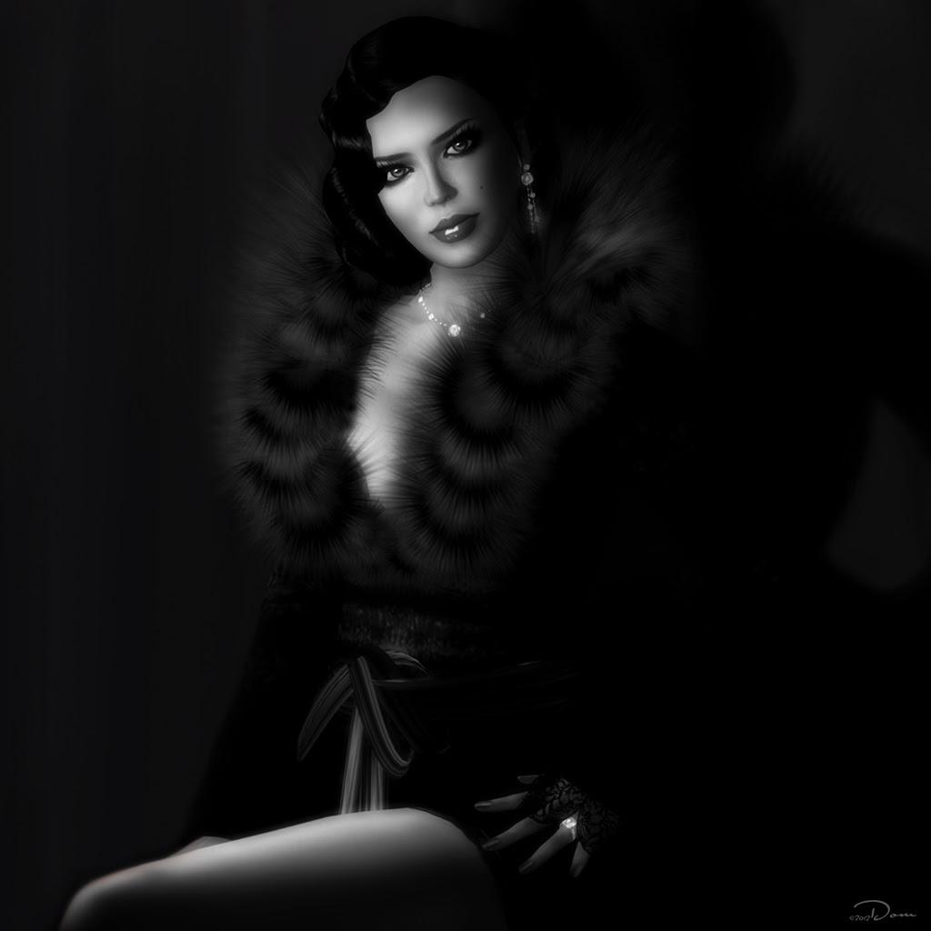 Vintage Hollywood Glam