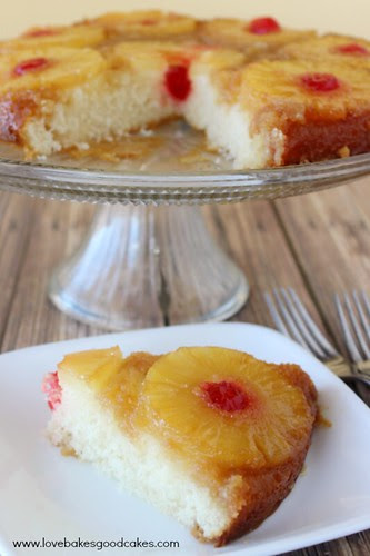 Pineapple Upside Down Cake #cake #southern #dessert #pineapple #easy