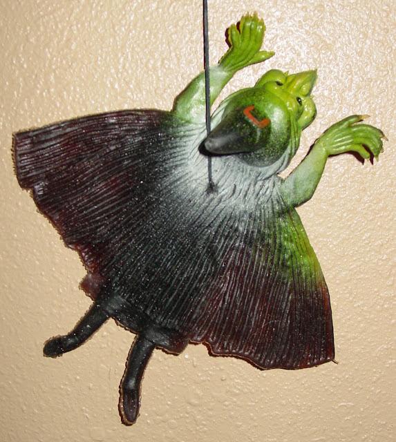 Halloween Toys: Ben Cooper Witch Jiggler