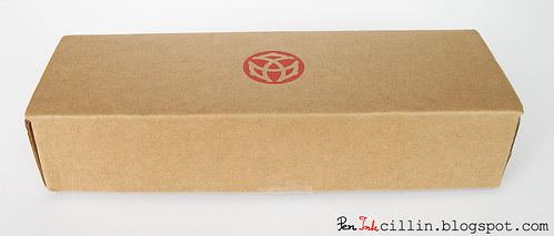 TWSBI Diamond 530 cardboard box