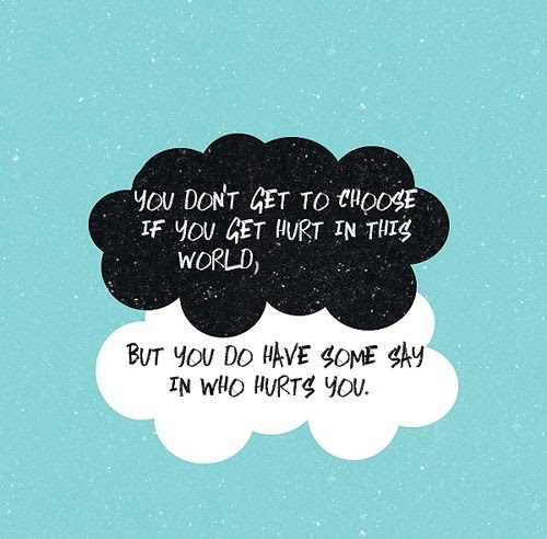Love Quote Pain Hurt Book John Green The Fault In Our Stars Reading