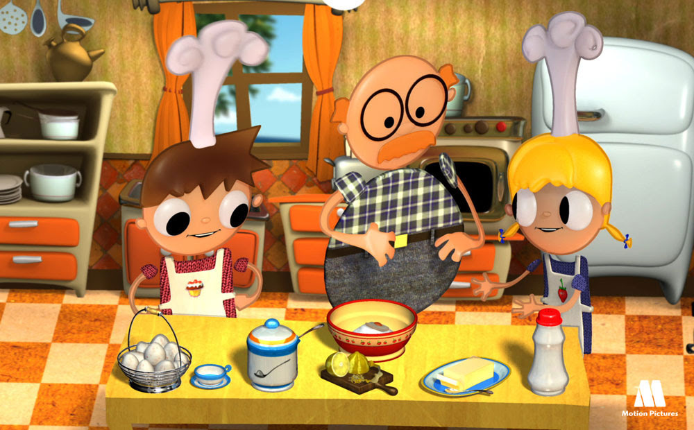 Telmo And Tula Little Cooks Motion Pictures Distribution