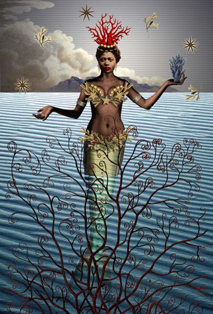 MAMI WATA: THE SACRED FEMALE AFRICAN WATER DEITY