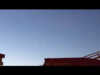 Ovnis Cayendo del Cielo en Minnesota / UFO Sighting from Shakopee Minnesota