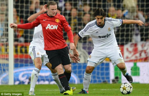 Unwell: And Wayne Rooney could struggle to face QPR on Saturday