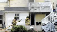 None hurt in Westminster apartment fire