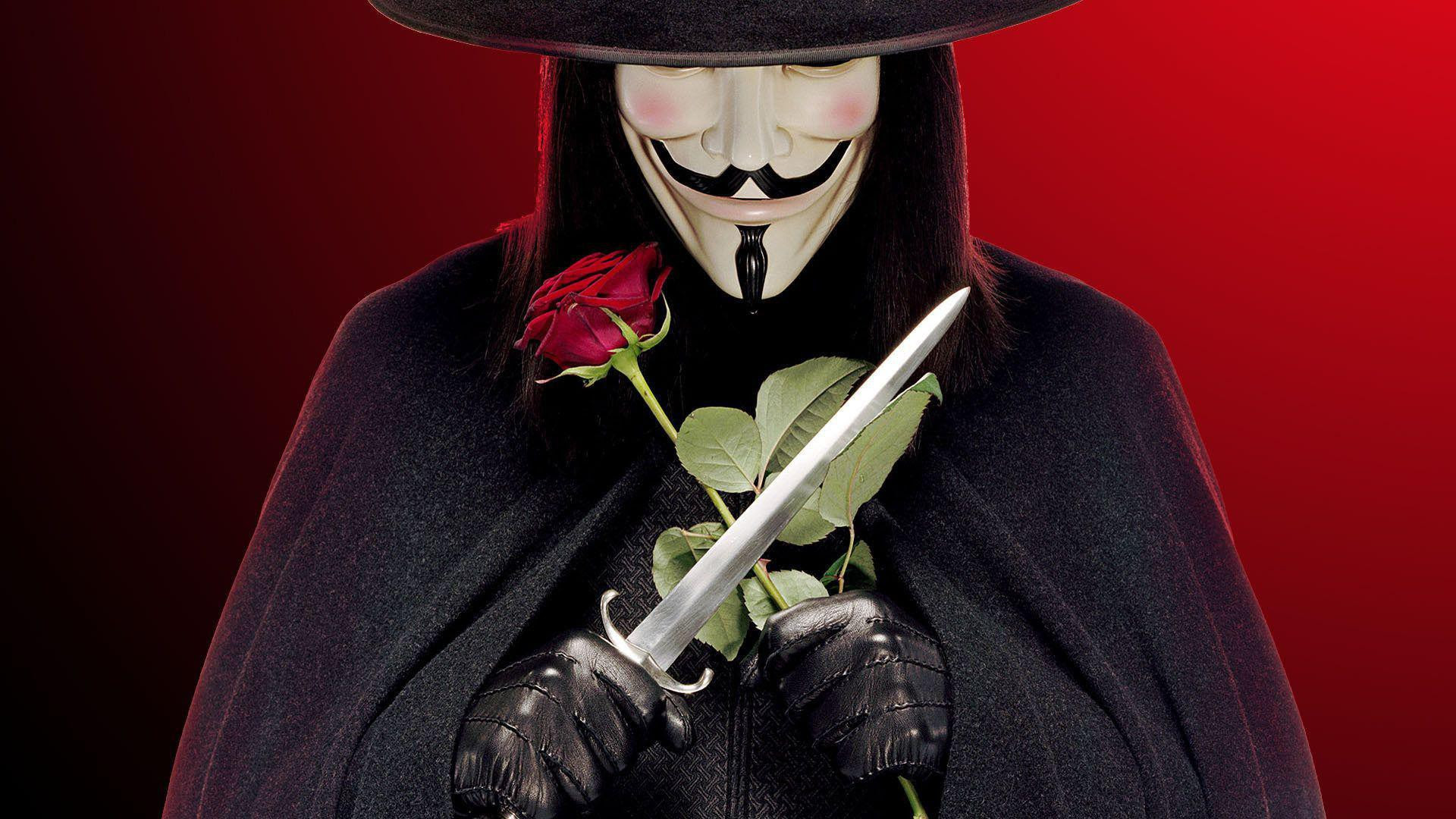 100 Wallpapers V De Vendetta Fondos De Pantalla