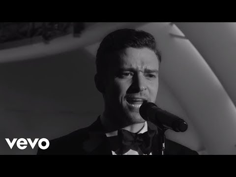 suit & tie di justin timberlake, il video