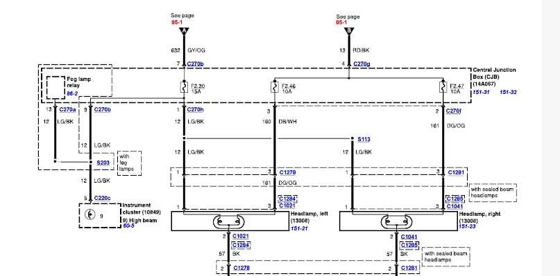 2004 F250 Fog Light Wiring Schematic - Diagram Design Sources schematic-sheep  - schematic-sheep.lesmalinspres.fr   Ford F 350 Fog Light Wiring Diagram      diagram database