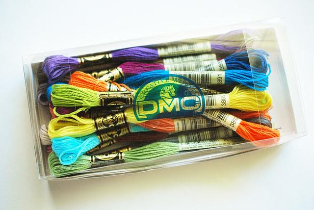 New DMC Colors