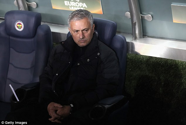 Jose Mourinho did not hold back in criticising his players after the defeat by Fenerbahce