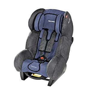 RECARO 6121.20904.66- Young Expert - Autokindersitz Gruppe I (9-18 kg), von 9 Monaten bis ca. 4,5 Jahre, Farbe Bellini Shadow/Blue