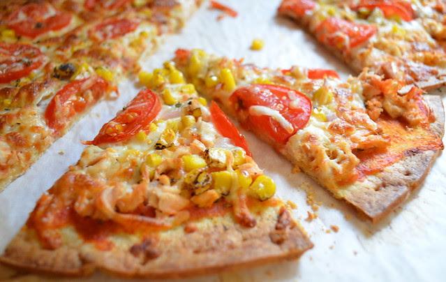 Rainy Day, Lazy Day Pizza