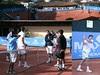 """2º Maxi Shopping Future Tennis: Dupla campeã jogou 1º torneio como """"parceiros"""""""