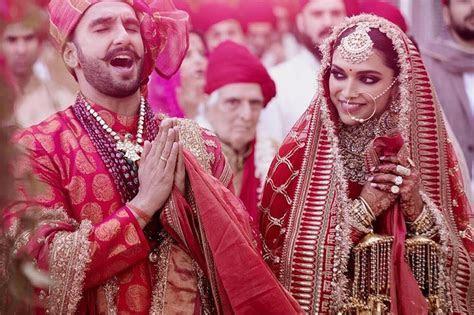 Deepika Padukone, Ranveer Singh Look Happy and Radiant in