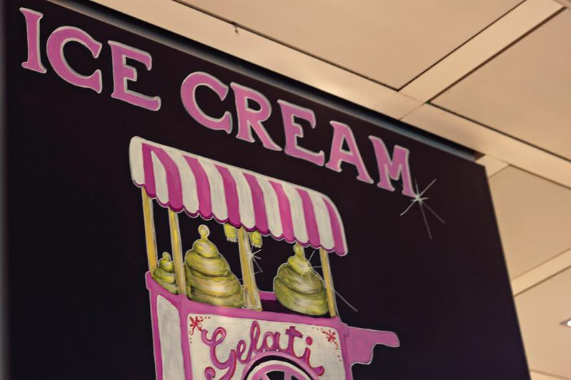 Tesoro 6: una heladería