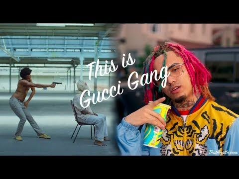 Childish Gambino x Lil Pump - This is Gucci Gang