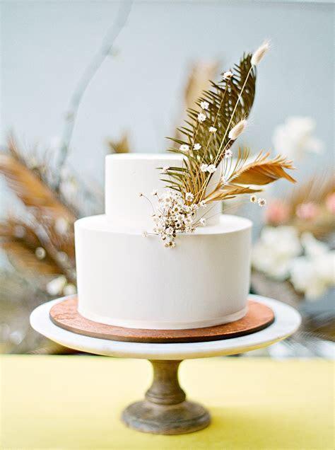 Fall Wedding Cakes   Martha Stewart Weddings