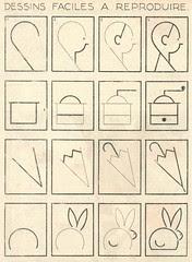 dessin facile 4