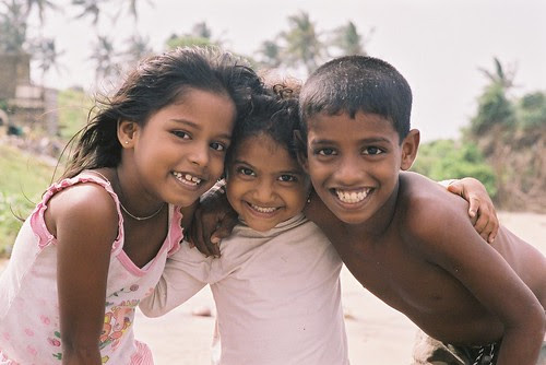 Trio of Kids, Matara