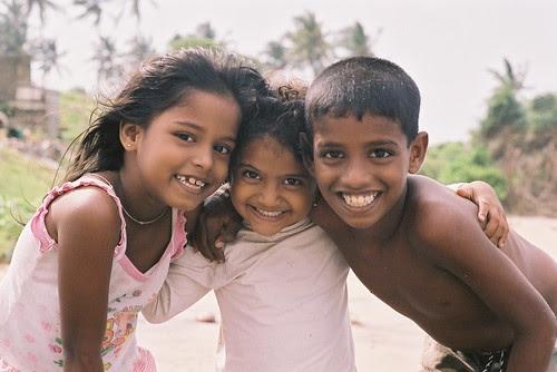 Trio of Kids, Matara