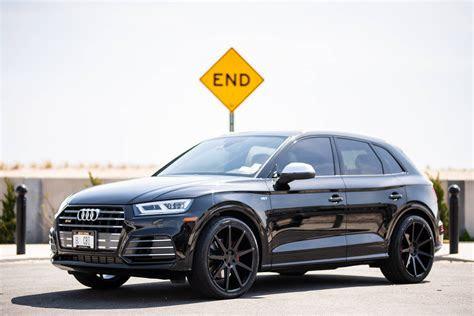 audi  black optic package audi cars review