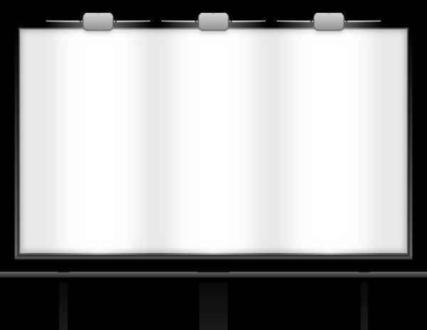 Blank billboard sign – acdl