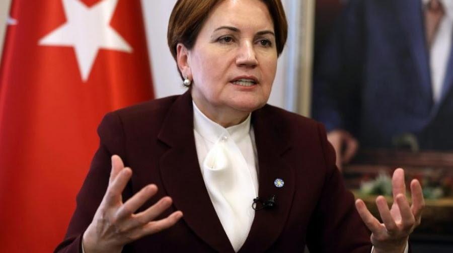 Πρόκληση Aksener: Κάποιος να κλείσει το στόμα του Έλληνα αρχηγού ΓΕΕΘΑ