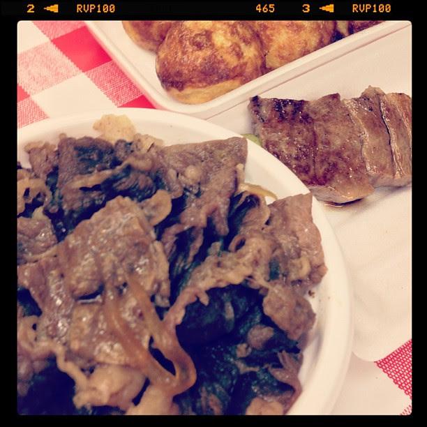 在有馬溫泉 幻的神戶牛肉餐!