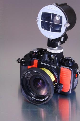 Nikonos V - 15mm Sea & Sea