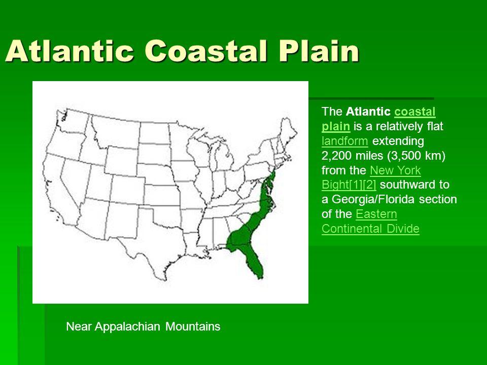 Atlantic+Coastal+Plain