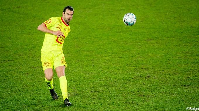 """KV Mechelen stuurt Joachim Van Damme naar B-kern: """"Door disciplinaire redenen"""""""