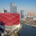 Han Show Theatre / Stufish Entertainment Architects Courtesy of Stufish Entertainment Architects