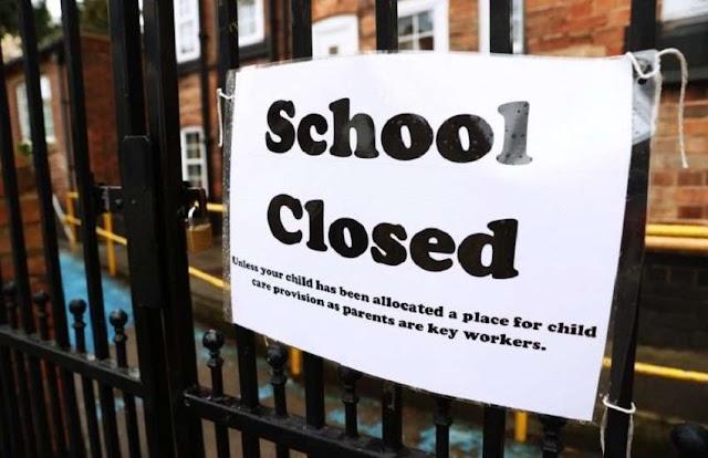 कोरोना महामारी के चलते मध्य प्रदेश में कक्षा 8वीं तक के स्कूल 15 अप्रैल तक रहेंगे बंद