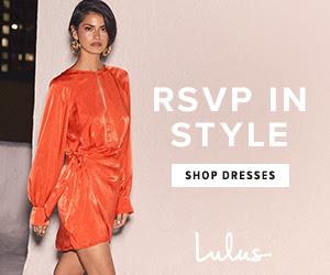 Shop LuLu*s Sweet Summer Sale!
