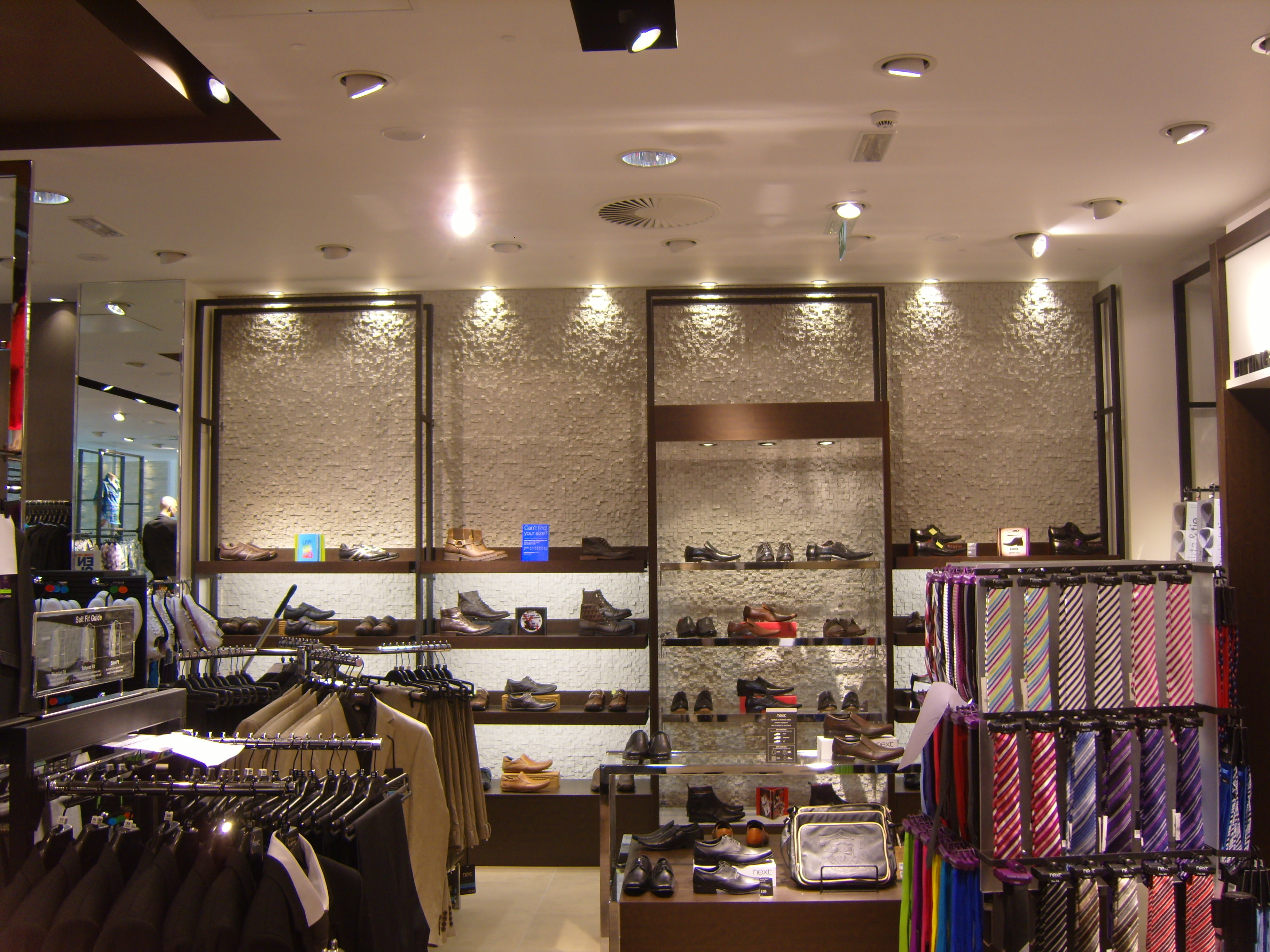 next shop interiors' 'retail walls' 'contemporary walls' 'white ...